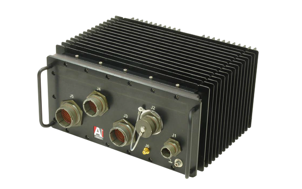 Aitech A180 Mil & Aero Integrated Systems Multi-Role Computer Rugged SFF HPEC