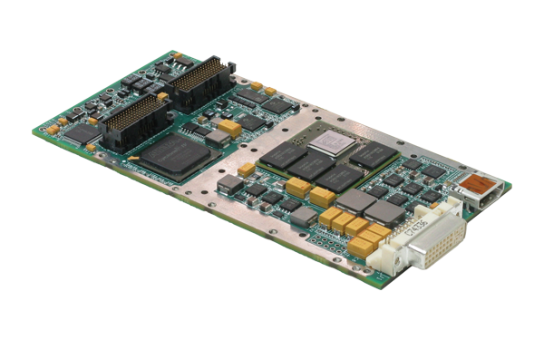 Aitech M595 Dual-head Graphics XMC