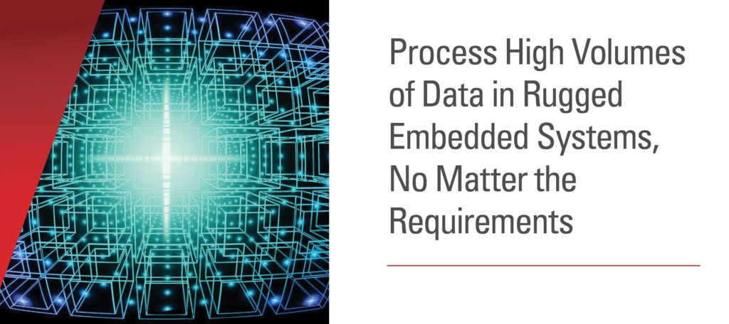 Process High Volumes of Data in Rugged Embedded Systems App Note Cover Photo