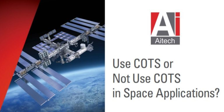 COTS Space White Paper Cover Image