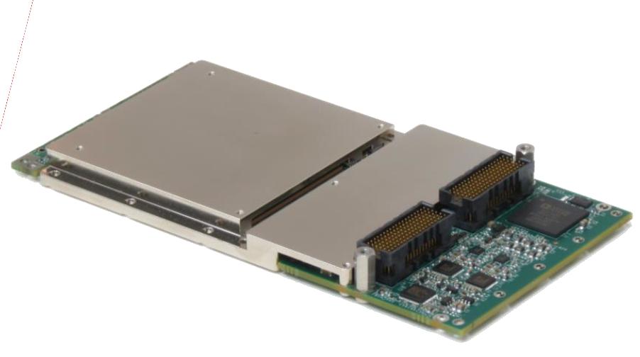 Aitech M599 GPGPU and Graphics