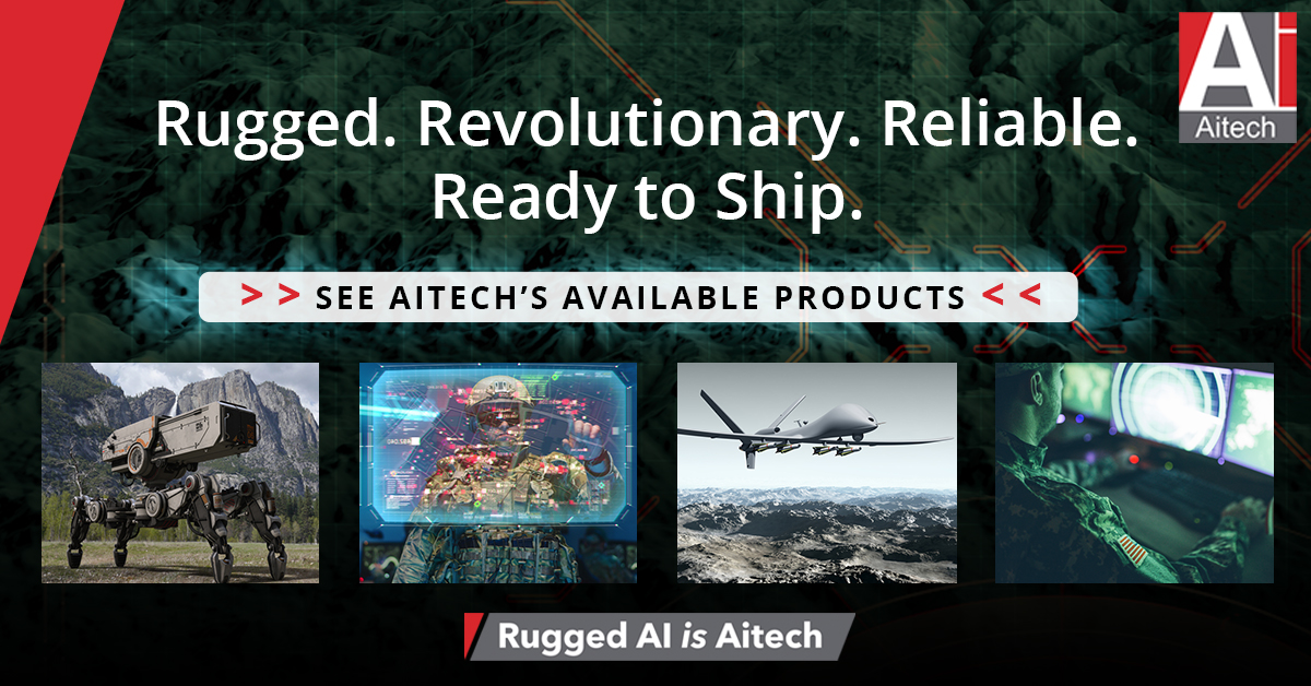 Aitech Sell Sheet Landing Page Graphic