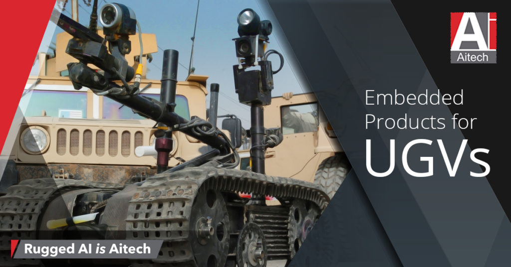 Aitech UGV Home Page Graphic