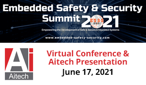 Embedded Safety & Security Summit 2021