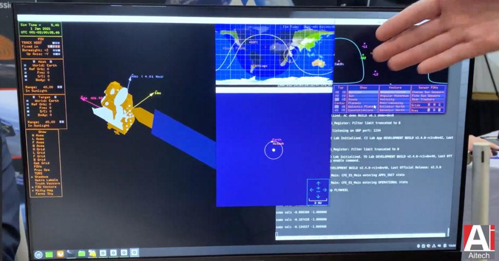 Aitech SP0-S Demo Video