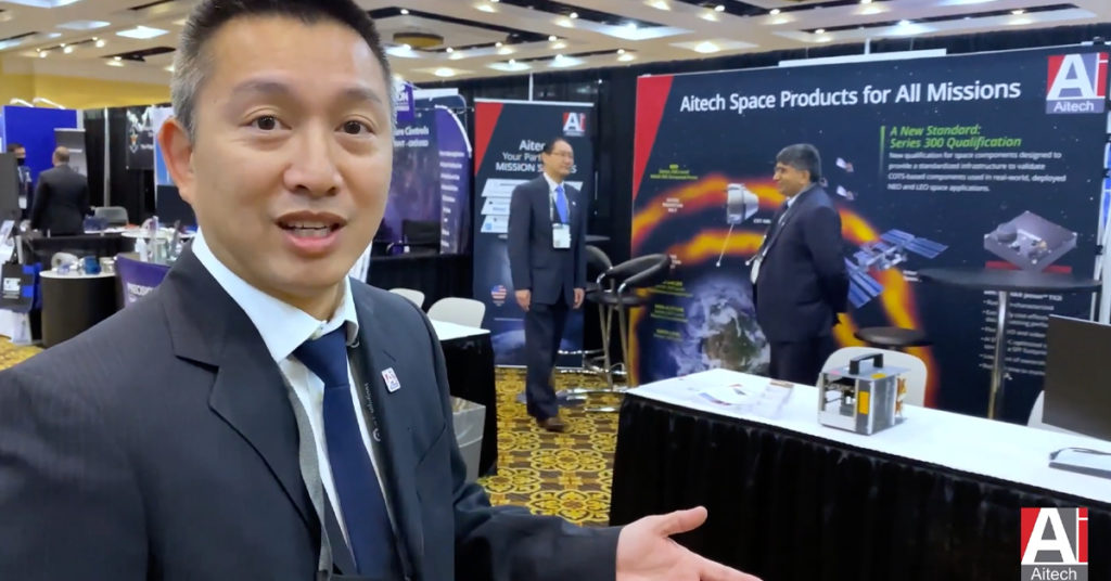 Aitech Space Business and Technology Video
